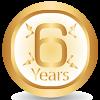 Bảo vệ 6 năm