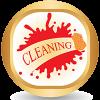 Chùi rửa được