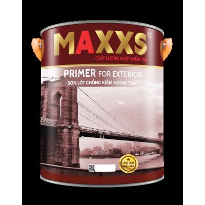 MAXXS SƠN LÓT CHỐNG KIỀM NGOẠI THẤT
